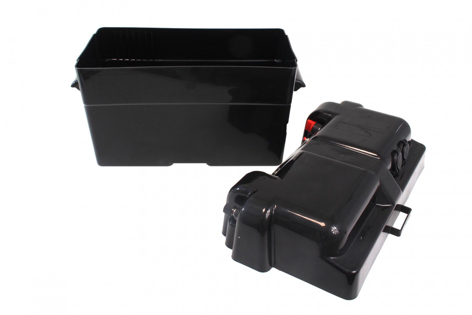 Skrzynka obudowa akumulatora 350x200x180 - GRUBYGARAGE - Sklep Tuningowy